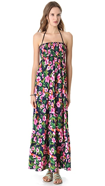 Juicy Couture Wildflower Cover Up Dress
