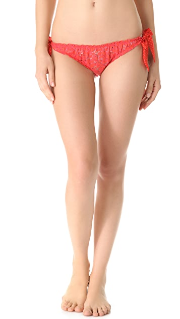 Juicy Couture Valentine's Lace Panty