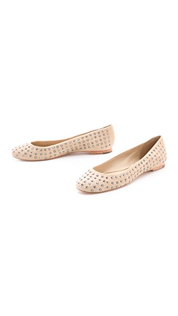 Juicy Couture Jaclyn Flats