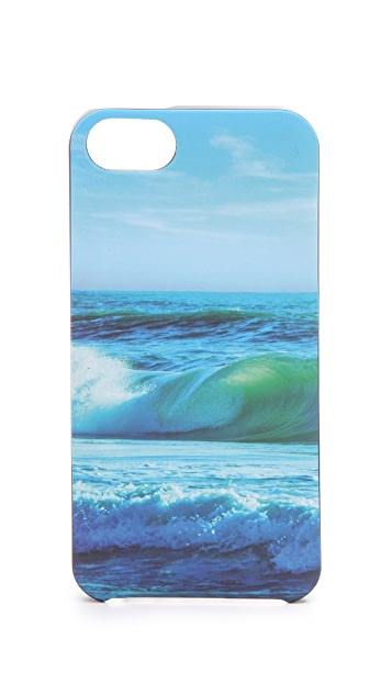Juicy Couture Ocean Waves iPhone 5 / 5S Case