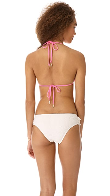 Juicy Couture Prima Donna Bikini Top