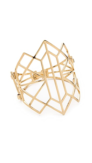 Juicy Couture Open Geo Cuff