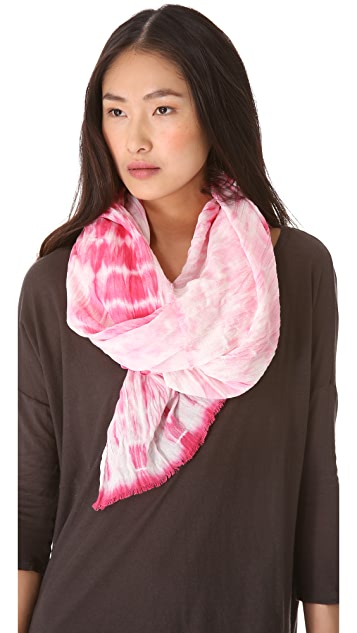 Juicy Couture Tie Dye Scarf