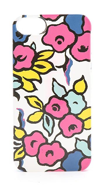Juicy Couture Pansies iPhone 5 Case
