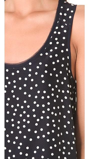 Juicy Couture Dot Dot Cali Tank