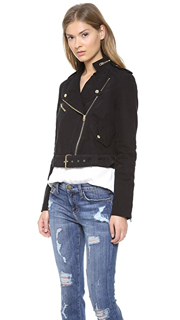 Juicy Couture Madison Moto Jacket