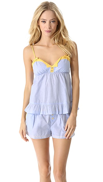 Juicy Couture Woven Camisole