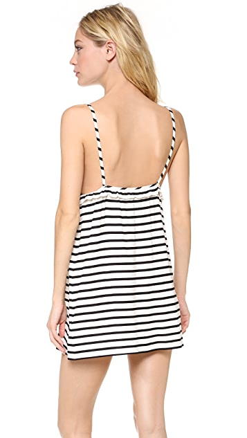 Juicy Couture Stripe Modal Nightie