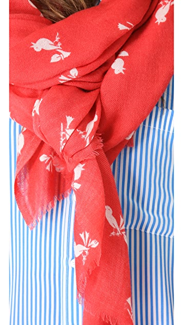 Juicy Couture Juicy Songbird Scarf