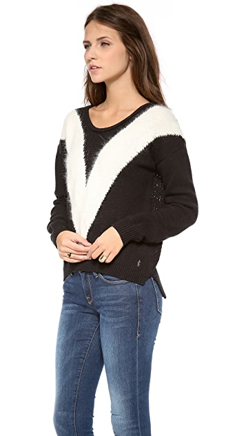 Juicy Couture Intarsia Pullover