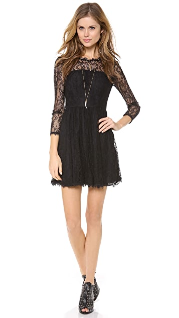 Juicy Couture Delicate Lace Dress