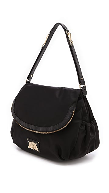 Juicy Couture Malibu Nylon Baby Bag