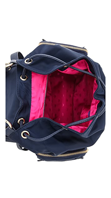 Juicy Couture Brentwood Nylon Backpack