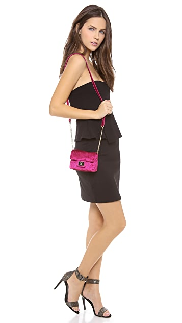Juicy Couture Hollywood Hills Cobra Mini Bag