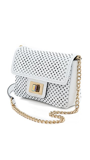 Juicy Couture Sierra Perforated Mini G Bag
