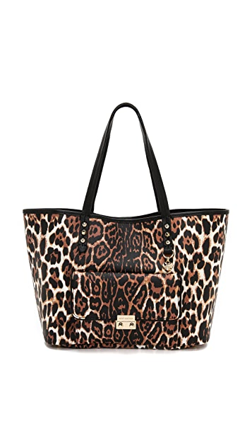 Juicy Couture Coldwater Coated Mini Pocket Tote