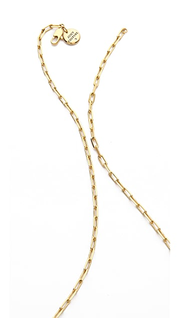 Juicy Couture Love Pendant Necklace