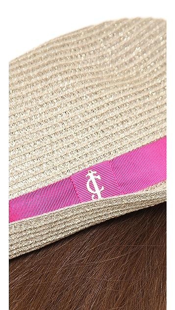 Juicy Couture Pandora Metallic Fedora