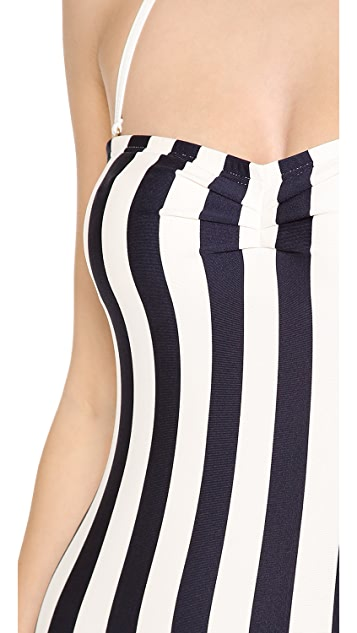 Juicy Couture Boho Stripe Swimsuit
