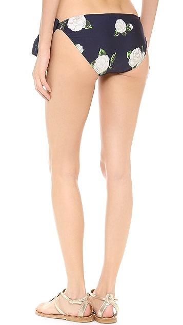 Juicy Couture Camellia Couture Bikini Bottoms