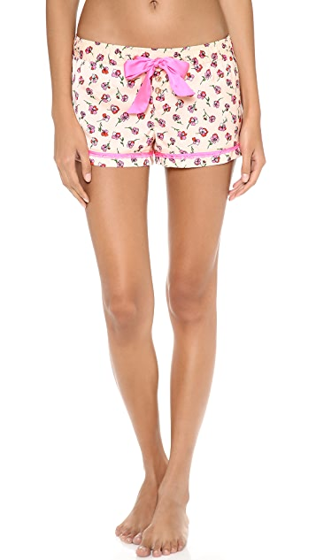 Juicy Couture Frolic Floral Shorts