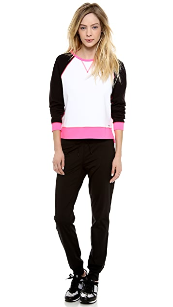 Juicy Couture Juicy Sport Long Sleeve Pullover