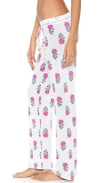 Juicy Couture Print Sleep Essential Pants