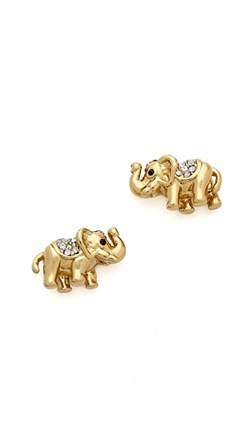 women earrings sterling filter gifts silver stud by for her elephant