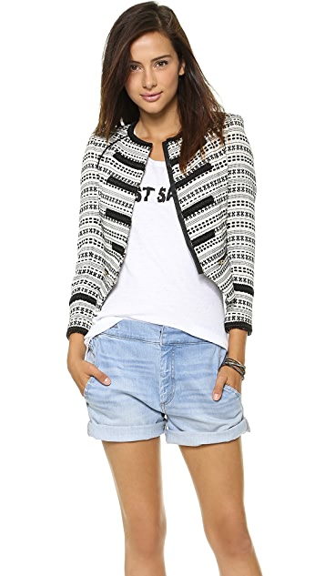 Juicy Couture Diamond Moroccan Jacket