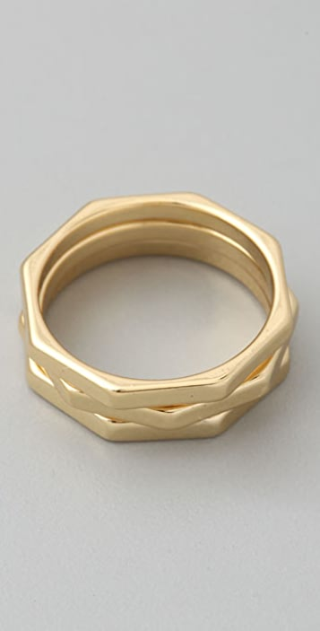 Jules Smith Prism Thin Rings
