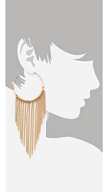 Jules Smith Chained to You Earrings