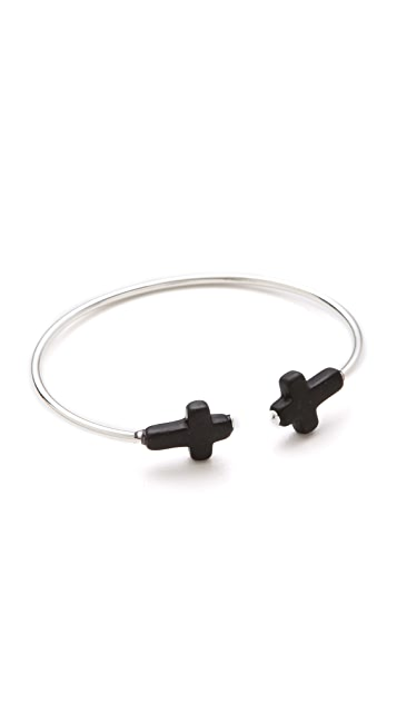 Jules Smith Cross Cuff