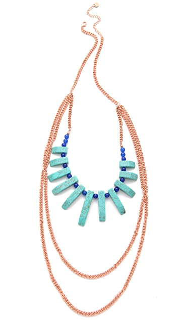 Jules Smith Souk Spike Necklace