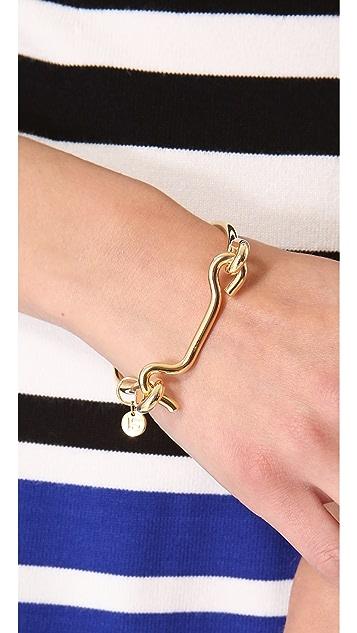 Jules Smith Americana Lock Bracelet