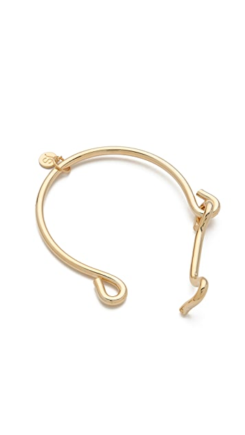 Jules Smith Americana Lock Bracelet