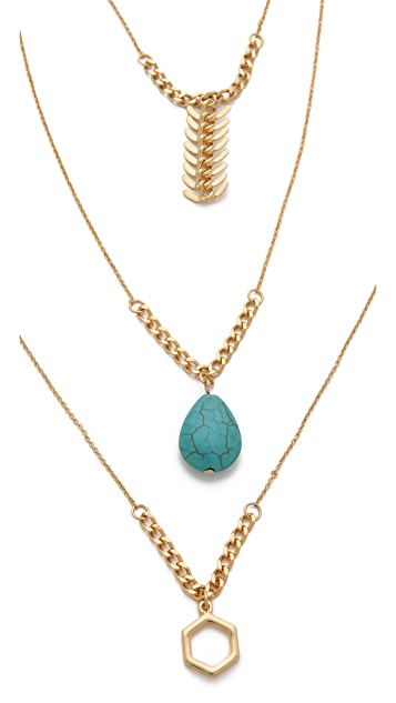 Jules Smith Bahia Necklace
