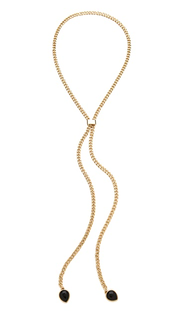 Jules Smith Lariat Necklace