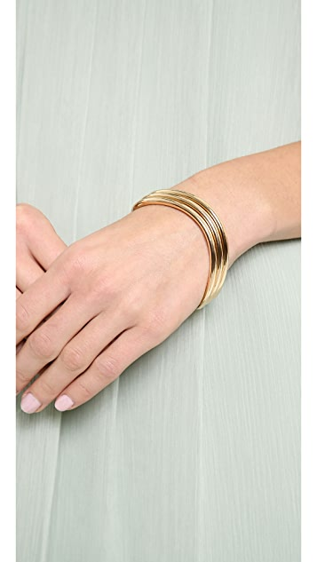 Jules Smith Americana Bangle Bracelet Set
