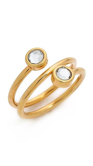Jules Smith Wrap Around Stone Ring
