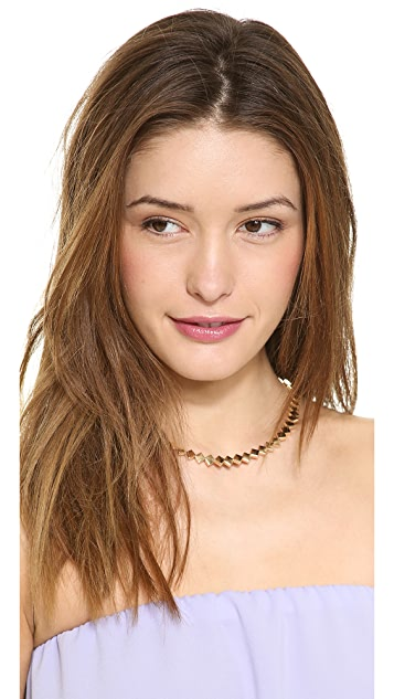Jules Smith Checker Necklace