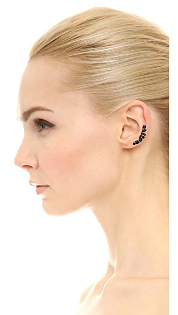 Jules Smith Assorted Gem Left Ear Crawler
