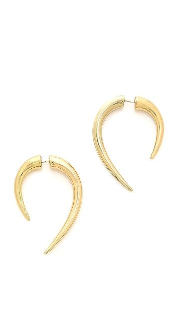 Jules Smith Claw Dagger Earrings