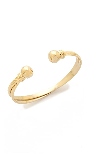Jules Smith Crisscross Cuff Bracelet