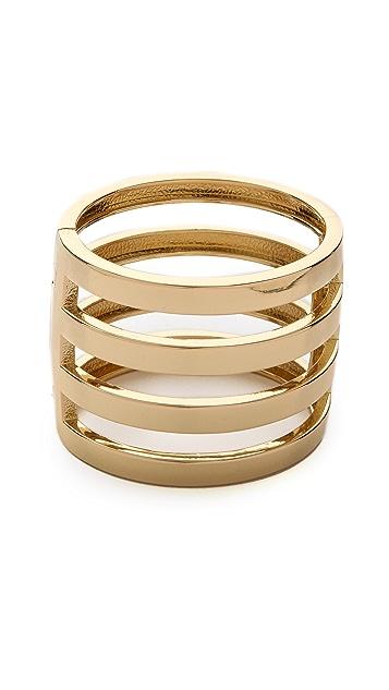 Jules Smith Bar Hinge Cuff Bracelet
