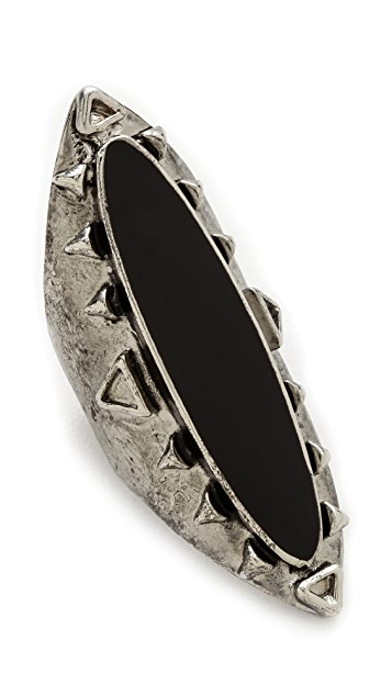 Jules Smith Black Stone Ring