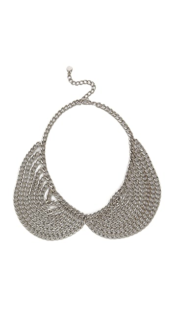 Jules Smith Tux Collar Necklace