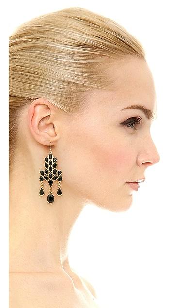 Jules Smith Jewel Drop Earrings