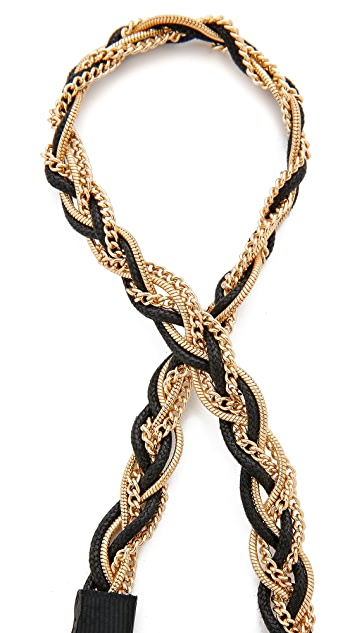Jules Smith Braided Chain Headband