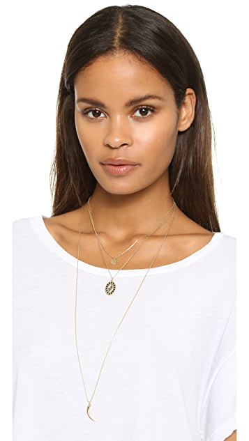 Jules Smith Soleil Layered Necklace