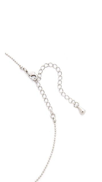 Jules Smith Ari Lariat Necklace